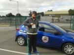 Sean Heffernan passed with L 2 N Driving School