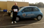 Thiago Pavoni passed with L 2 N Driving School