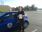Wayne McMahon passed with L 2 N Driving School