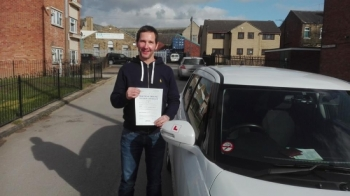 Rev and Go !! Professional, punctual and patient ! Stuart helped me pass my theory and practical test first attempt in only 3 months ! I would highly recommend Stuart to anybody novice or already experienced in learning to driving. Thank you Stuart. Mike....