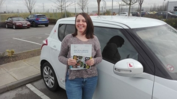 I had absolutely no driving experience at the age of 34 & Stuart helped me build my confidence & pass my test FIRST TIME!  Stuart´s sense of humour made me feel relaxed & we had some good laughs. Great instructor, punctual & very patient. No more buses or struggling with a pram & shopping in the pouring rain Wahoo! I hig...
