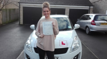 Stuart is a Brilliant driving instructor, he´s professional, motivated and helped me build my confidence in a short space of time. Before long I had found myself passing my test.
