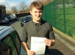 Jerome Austin passed with Rev and Go Automatic Driving School