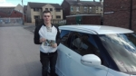 Adam Greaves - Roberttown passed with Rev and Go Automatic Driving School
