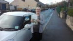 Alex Duffy - Birstall passed with Rev and Go Automatic Driving School
