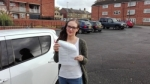 Alice Mattick - Cleckheaton passed with Rev and Go Automatic Driving School