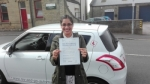 Aysha Hudson - Brighouse passed with Rev and Go Automatic Driving School