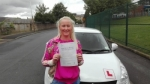 Cheree Blakeley - Cleckheaton passed with Rev and Go Automatic Driving School