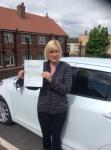 Deborah Ellis passed with Rev and Go Automatic Driving School