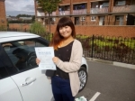 Eri Grace - Cleckheaton passed with Rev and Go Automatic Driving School