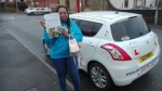 Floret Mcube - Liversedge passed with Rev and Go Automatic Driving School