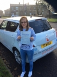 Gemma Bird - Low Moor passed with Rev and Go Automatic Driving School