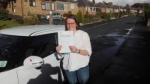 Jackie Harrison - Bailiff Bridge passed with Rev and Go Automatic Driving School