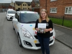 Laura Sykes - Batley passed with Rev and Go Automatic Driving School