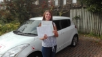 Merissa Ellis - Morley passed with Rev and Go Automatic Driving School
