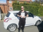 Nick H - Morley passed with Rev and Go Automatic Driving School
