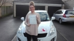 Sherree Clemson - Cleckheaton passed with Rev and Go Automatic Driving School