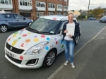 Tammi Henson - Batley passed with Rev and Go Automatic Driving School
