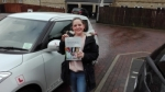 Tammy Kirby - Cleckheaton passed with Rev and Go Automatic Driving School