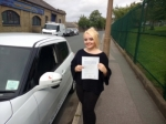 Cody Smith - Mirfield passed with Rev and Go Automatic Driving School