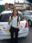 Debbie Hatton passed with Rev and Go Automatic Driving School