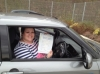 Natalie Mitchell passed with Richard Lumb Driving School
