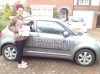 Jade Burke passed with Richard Lumb Driving School