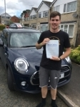 Matthew Bramley passed with Richard Lumb Driving School