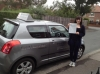 kerry solomons passed with Richard Lumb Driving School