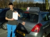 Brad Dwyer passed with Richard Lumb Driving School