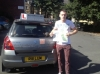 Chris Bramley passed with Richard Lumb Driving School