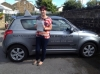 Jade Wilby passed with Richard Lumb Driving School
