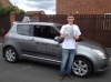 Jonny Boyes passed with Richard Lumb Driving School