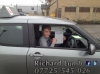 Macauley Wake passed with Richard Lumb Driving School