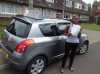 Pam Dubes passed with Richard Lumb Driving School