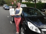 Ailva passed with Ray Lowe School Of Motoring