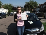 Olivia passed with Ray Lowe School Of Motoring