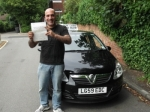 Pierre passed with Ray Lowe School Of Motoring