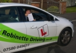 Carlie Rosbotham passed with Robinette Driving