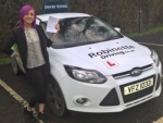 Gemma Marie Mcaleer passed with Robinette Driving