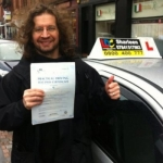 Ami Bender passed with Drive with Sharleen
