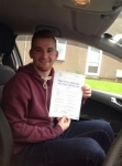 Graeme Crawford passed with Drive with Sharleen