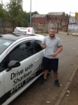 James Gray passed with Drive with Sharleen