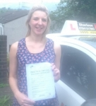 Miriam Doren passed with Drive with Sharleen