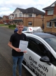 Steven Black passed with Drive with Sharleen