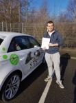 Paul Blakemore passed with Sas Elite Driver Training
