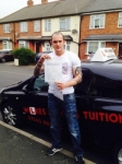 Andy G passed with Wilkes Driving Tuition