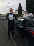 BRAD H passed with Wilkes Driving Tuition