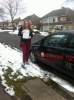 Beth passed with Wilkes Driving Tuition