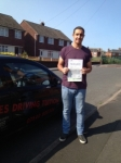 Dale passed with Wilkes Driving Tuition